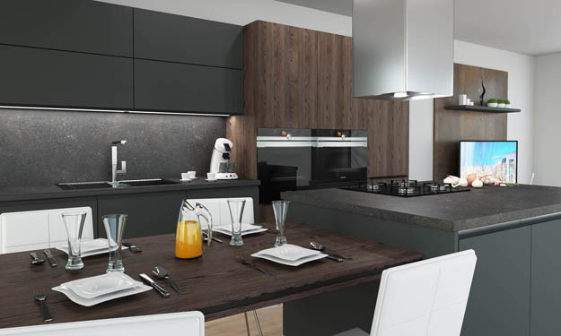 Kuchyně My!Kitchen